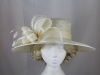 Failsworth Millinery Loops Events Hat