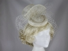 Failsworth Millinery Mini Pillbox with Veil