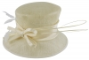 Failsworth Millinery Occasion Hat in Ivory