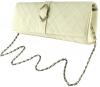 Failsworth Millinery Sinamay Occasion Bag in Ivory