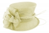 Failsworth Millinery Wedding Hat in Ivory