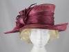 Jane Anne Designs Mauve Events Hat