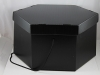 Large Black Hat Box
