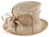 Max and Ellie Occasion Hat in Latte