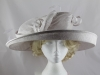 Failsworth Millinery Ascot Hat in Lavender