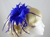 Large Feather Fascinator