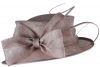 Hawkins Collection Quills Occasion Hat in Light Pink