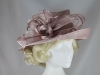 Hawkins Collection Upbrim Occasion Hat in Light Pink