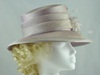 Failsworth Millinery Lilac Wedding Hat