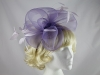 Lilac Crin Headpiece