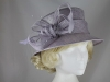 Failsworth Millinery Diamante Wedding Hat in Lilac