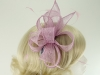 Hawkins Collection Sinamay Fascinator in Lilac