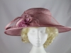 Maddox Occasion Hat in Misteria