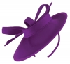 Failsworth Millinery Taffeta Disc in Majesty