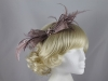 Failsworth Millinery Arrow Feather Fascinator