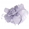 Failsworth Millinery Bow Headpiece in Mauve