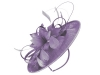 Failsworth Millinery Shaped Disc in Mauve