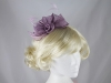 Rosette and Loops Fascinator
