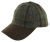 Failsworth Millinery Harris Baseball Cap in Mixed Colours