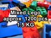 Lego Mixed Set with approx twelve hundred pcs