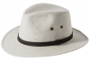 Failsworth Millinery Irish Linen Safari Hat in Natural