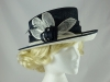 Hawkins Collection Petals Wedding Hat