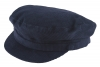 Failsworth Millinery Mariner Cord Cap in Navy