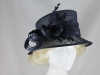Hawkins Collection Nested Loops Wedding Hat