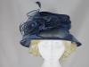 Hawkins Collection Organza Wedding Hat