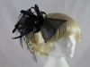 Navy Headpiece
