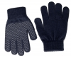 Magic Childrens Grippy Gloves in Navy