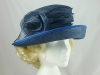 Navy Wedding Hat