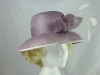 Next Lilac Wedding Hat