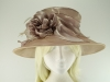 Failsworth Millinery Organza Wedding Hat
