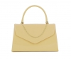 Papaya Fashion Patent Evening Bag in Nude