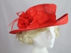 Rosettes Events Hat