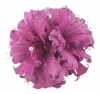 Failsworth Millinery Feather and Diamante Fascinator in Orchid