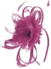 Failsworth Millinery Flower Fascinator in Orchid