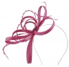 Failsworth Millinery Sinamay Loops Fascinator in Orchid