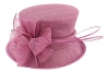 Failsworth Millinery Wedding Hat in Orchid