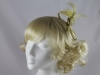 Pale Green Fascinator