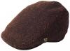 Failsworth Millinery Stockholm Wool Tweed Flat Cap