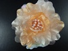 Flower Corsage in Peach