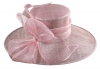 Failsworth Millinery Ascot Hat in Petal