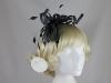 Hawkins Collection Sinamay Flower Headpiece