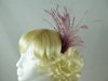 Emma Fascinator in Pink