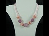 Shell Necklace in Pink