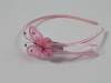 Butterfly Aliceband in Pink