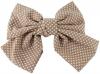 Daisy Daisy Large Polka Dot Bow Hair Clip in Pink