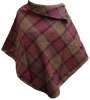 Failsworth Millinery Mallalieus Tweed Wool Cape